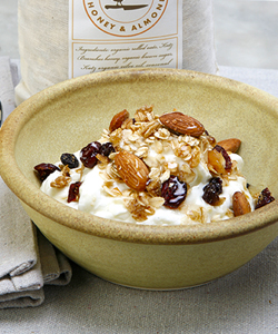 KATZ FARM CERAMIC GRANOLA BOWL