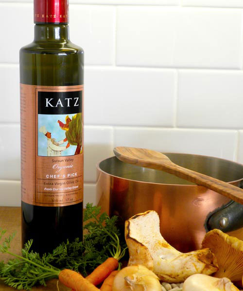 KATZ CHEF'S PICK EXTRA VIRGIN OLIVE OIL - New Harvest!
