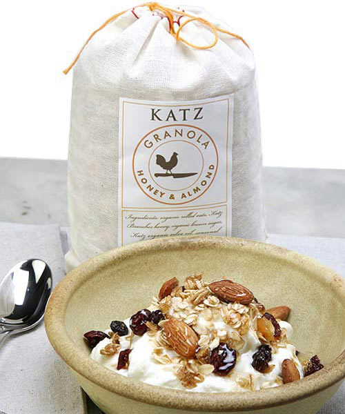 KATZ HONEY AND ALMOND GRANOLA