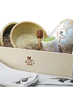 KATZ 'BEE' HEALTHY GRANOLA GIFT BOX