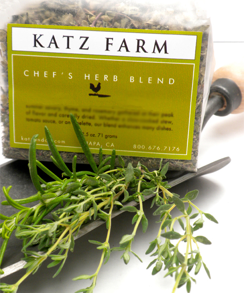 KATZ FARM CHEF'S HERB BLEND