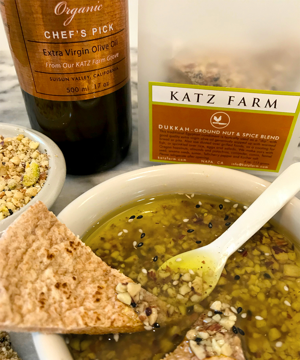 KATZ FARM DUKKAH - GROUND NUT & SPICE BLEND