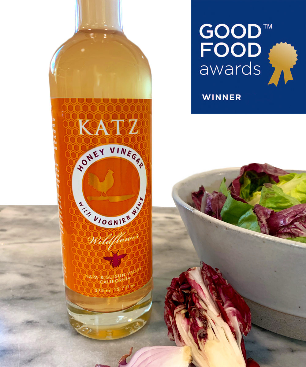KATZ HONEY VINEGAR