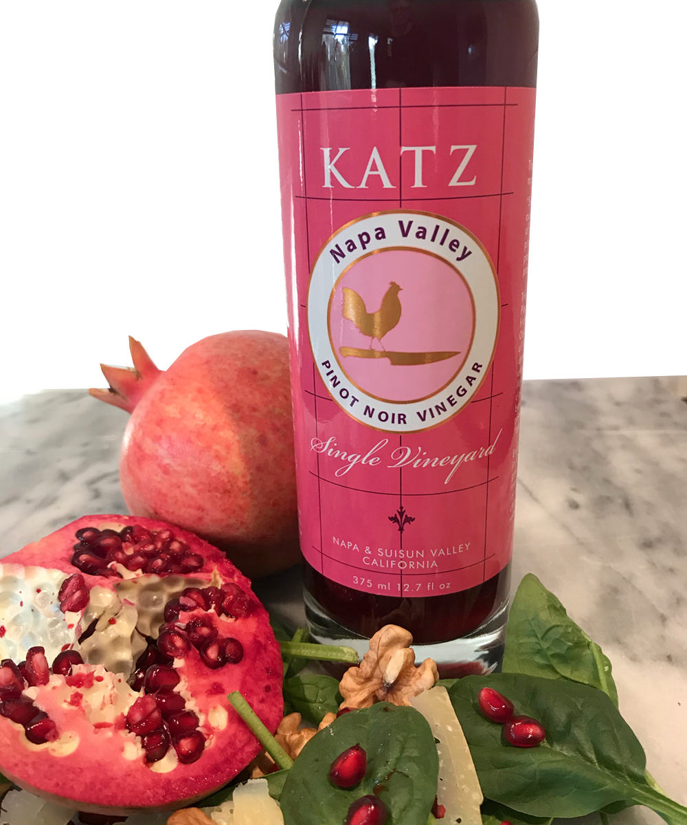 KATZ PINOT NOIR VINEGAR - New!