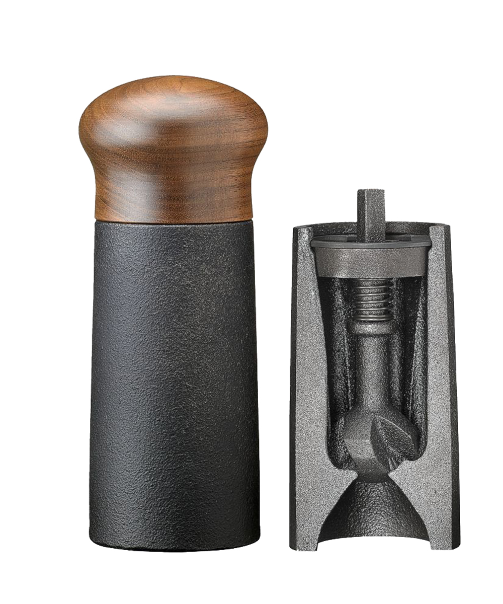 SKEPPSHULT CAST IRON PEPPER MILL