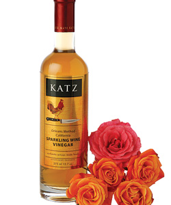 KATZ SPARKLING WINE VINEGAR ~ CASE