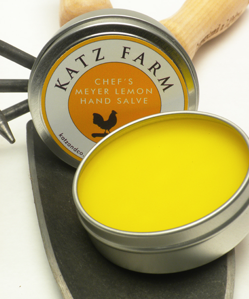 KATZ MEYER LEMON HAND SALVE